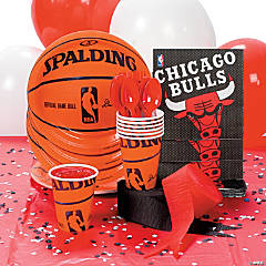 NBA® Chicago Bulls™ Basic Party Pack