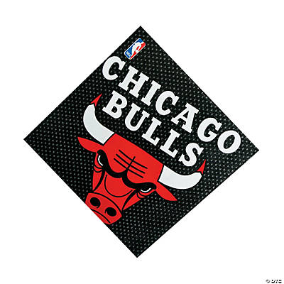 NBA® Chicago Bulls™ Luncheon Napkins