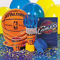 NBA® Cleveland Cavaliers™ Basic Party Pack