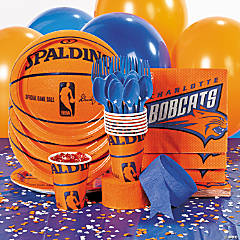 NBA® Charlotte Bobcats™ Basic Party Pack