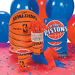 NBA® Detroit Pistons™ Basic Party Pack