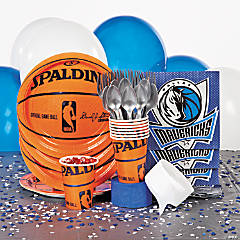 NBA® Dallas Mavericks™ Basic Party Pack