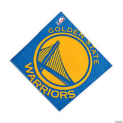 NBA® Golden State Warriors™ Luncheon Napkins