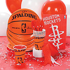 NBA® Houston Rockets™ Basic Party Pack