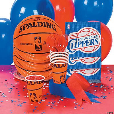 NBA® L.A. Clippers™ Basic Party Pack