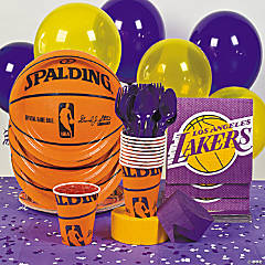 NBA® L.A. Lakers™ Basic Party Pack