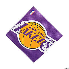 NBA® L.A. Lakers™ Luncheon Napkins
