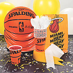 NBA® Miami Heat™ Basic Party Pack