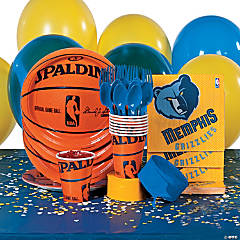 NBA® Memphis Grizzlies™ Basic Party Pack