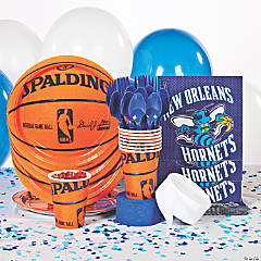 NBA® New Orleans Hornets™ Basic Party Pack