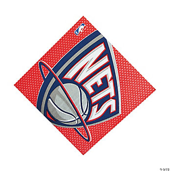 NBA® New Jersey Nets™ Luncheon Napkins