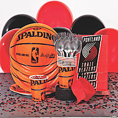 NBA® Portland Trail Blazers™ Basic Party Pack