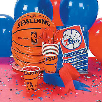 NBA® Philadelphia 76ers™ Basic Party Pack