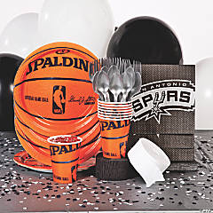 NBA® San Antonio Spurs™ Basic Party Pack