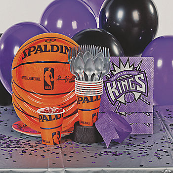 NBA® Sacramento Kings™ Basic Party Pack