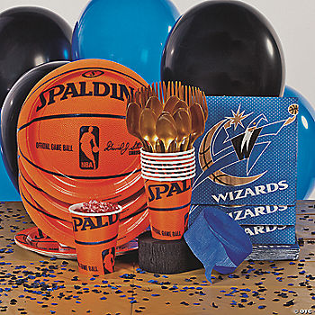 NBA® Washington Wizards™ Basic Party Pack
