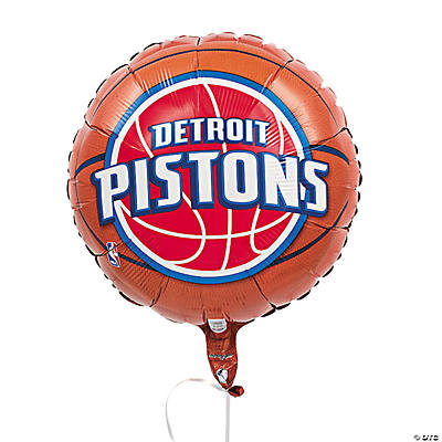 NBA® Detroit Pistons™ Mylar Balloon