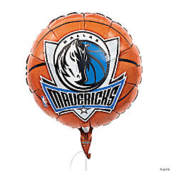 NBA® Dallas Mavericks™ Mylar Balloon