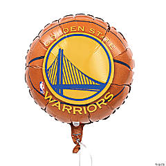 NBA® Golden State Warriors™ Mylar Balloon