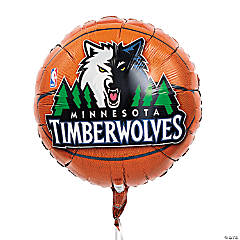 NBA® Minnesota Timberwolves™ Mylar Balloon