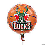 NBA® Milwaukee Bucks™ Mylar Balloon