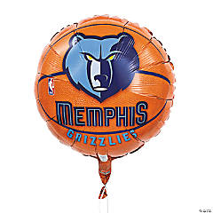 NBA® Memphis Grizzlies™ Mylar Balloon