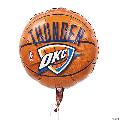 NBA® Oklahoma City Thunder™ Mylar Balloon