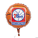 NBA® Philadelphia 76ers™ Mylar Balloon