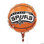 NBA® San Antonio Spurs™ Mylar Balloon