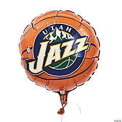 NBA® Utah Jazz™ Mylar Balloon