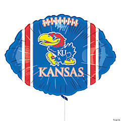 NCAA™ Kansas Mylar Balloon