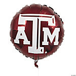 NCAA™ Texas A&M Mylar Balloon
