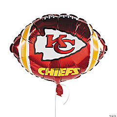 NFL® Kansas City Chiefs™ Mylar Balloon