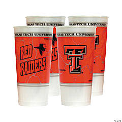 NCAA™ Texas Tech Red Raiders Cups