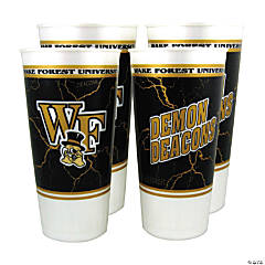 NCAA™ Wake Forest Demon Deacons Cups - 24 oz.