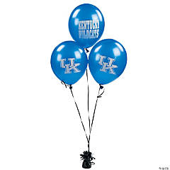 NCAA™ Kentucky Latex Balloons