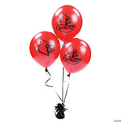 NCAA™ Louisville Latex Balloons