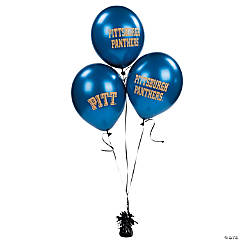 NCAA™ Pittsburgh Latex Balloons