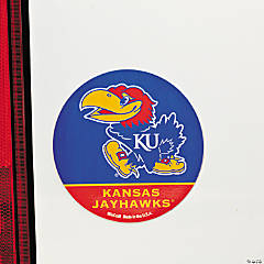 NCAA™ Kansas Car Magnet