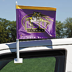 NCAA™ LSU Car Flag