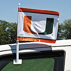 NCAA™ Miami Car Flag