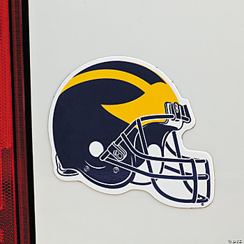 NCAA™ Michigan Car Magnet