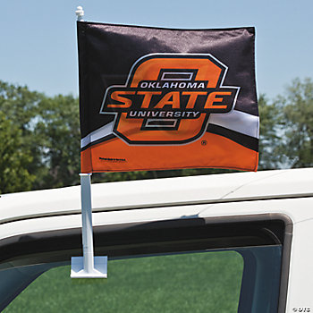 NCAA™ Oklahoma State Car Flag