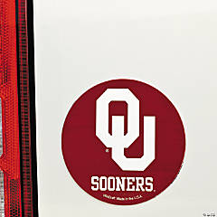 NCAA™ Oklahoma Car Magnet