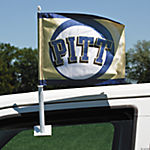 NCAA™ Pittsburgh Car Flag
