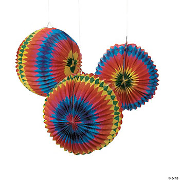 Rainbow Balloon Lanterns