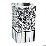 Black & White Design Bouquet Boxes