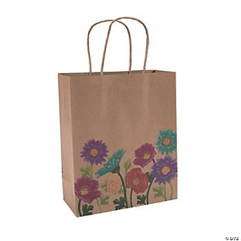 Love In Bloom Wedding Gift Bags