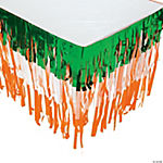St. Pat's Fringe Table Skirt