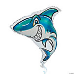 Jawsome Shark Mylar Balloon